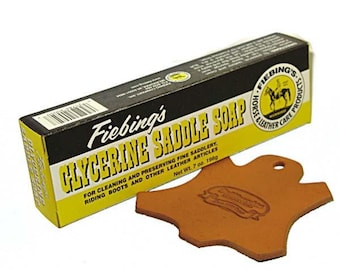 Fiebing's Glycerine Saddle Soap