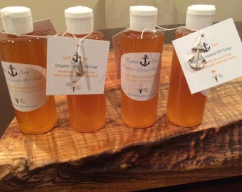 Lynn Sea Organic Linseed Oil Soap