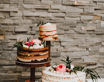 Wedding 3-Tier Cake Stand