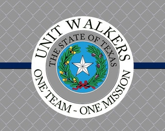 Texas Department of Criminal Justice Flag