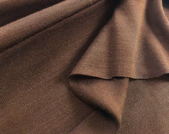 Microviscose Bamboo Jersey with Spandex (Dress weight)
