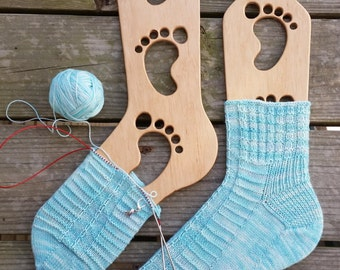 Wooden Socks Blockers, Wooden Socks Forms, Handmade Socks Blockers, Sock Stretchers, Wooden Sock Shapes, Hand Knit Socks