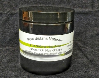 Natural Hair Food, Coconut Hair Grease, Natural Hair Grease, Hot Oil Treatment for Natural Hair, Hot Oil Treatment, Natural Hair Products