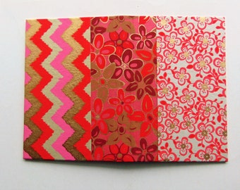 Up-cycled Book Covers