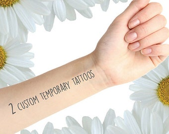 Tattify Custom Temporary Tattoos