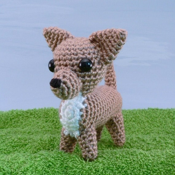 Pdf Amidogs Chihuahua Amigurumi Dog Crochet Pattern