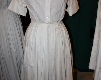 1950's Vintage Neiman Marcus Day Dress  Item #174-DD