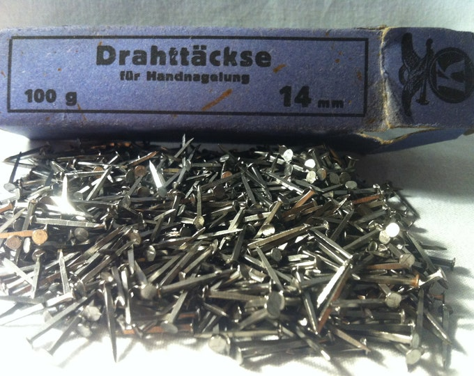 Vintage wire Täckse for hand nailing 100g 14 mm restoration requirements
