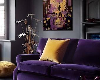 Original Abstract painting on canvas, acrylic painting on canvas original, original painting, large art, wall art, modern art, home decor