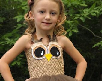 What A Hoot Owl Tutu Dress