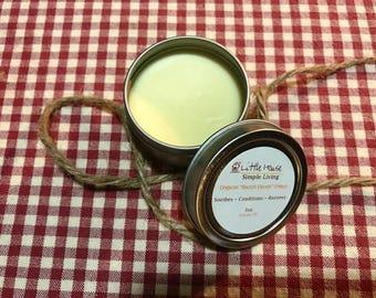 Organic Hand Cream   Coconut Oil     Shea Butter   Hand Cream