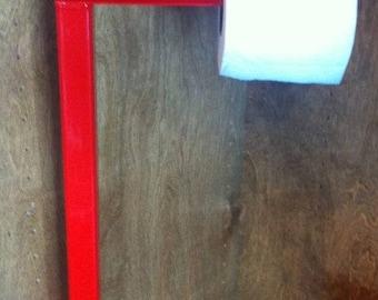 Razorback Standing Toilet Paper Holder