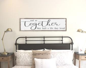 Master bedroom | Etsy