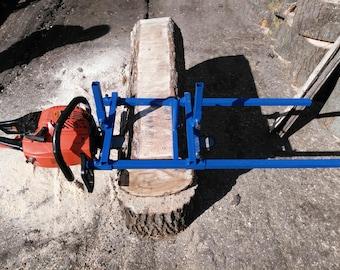 "Chainsaw mill - Chainsaw milling orizontal 14"" - 24"" chain bar"