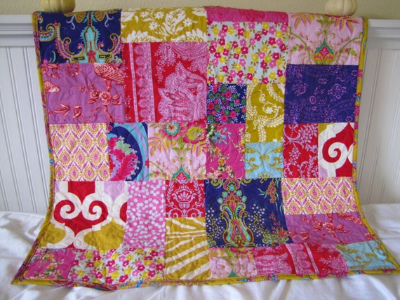 Jennifer Paganelli Baby Quilt