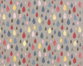 Mon Ami cotton fabric by Basic Grey for Moda fabric 30414 20