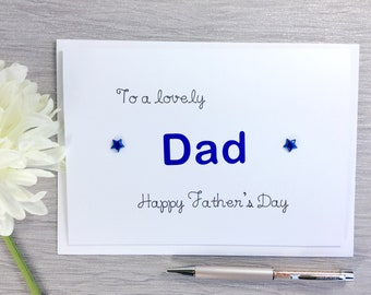 Father's Day Card - Fathers Day Card - Happy Father's Day - Happy Fathers Day - Best Dad Card - Stepdad Father's Day - Stepdad Fathers Day