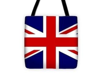 Beautiful UK Flag - Tote Bag