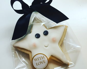 Teachers gift /You're A Star Graduation /baby shower/ celebration Cookie