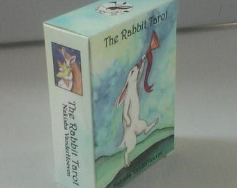 RARE- Second Edition - The Rabbit Tarot - Card Deck
