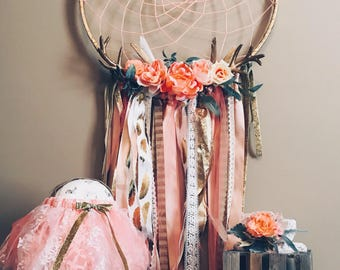 XL custom dream catcher