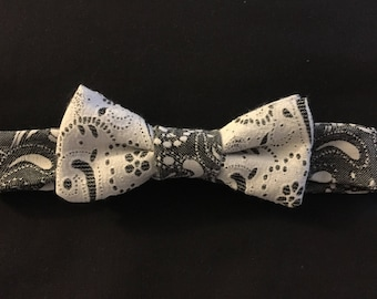 Lacey Bow Tie