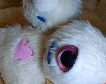 Monoheart Biclops Monster OOAK Doll