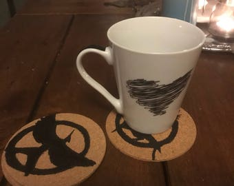 Hunger Games coaster