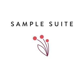 Invitation Sample Suite - Single Invitation Sample - Non-Personalized