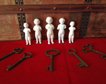 Antique Skeleton Keys - Unlock Mysteries, Secrets, Magic, and Much More; altered art, mixed media, steampunk, industrial