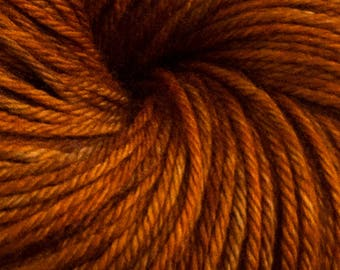 Copper Bottom, Bruce SW Merino Wool DK Weight. 100 grams