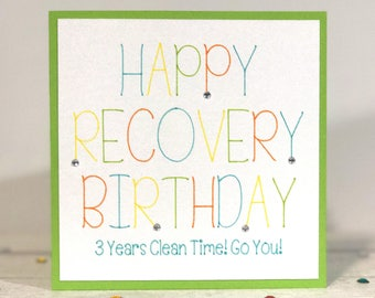 Recovery birthday card sobriety sobriety birthday card na recovery birthday card sobriety sobriety birthday card na aa clean time bookmarktalkfo Choice Image