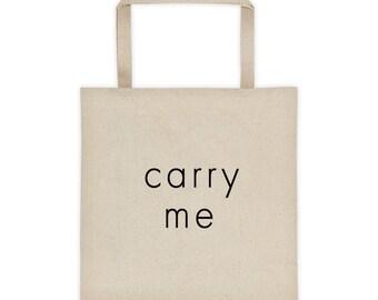 Tote Bag, cotton canvas tote bag, shopper bag, shoulder bag, gift for her,