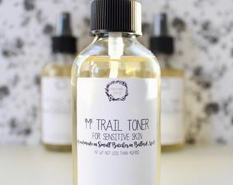 Chamomile Toner - Facial Toner - Facial Spray - Aloe Vera Toner - Sensitive Skin Toner - Vegan Toner - Facial Mist - Cooling Facial Mist