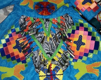 Special Order Tiny Tot Jingle Dress with Leggings