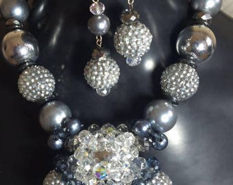 Silver Torus Collection Necklace Sample Sale