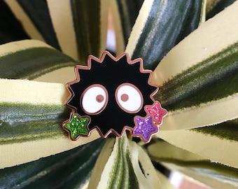 SECONDS - Spirited Away Cute Soot Sprite Pin