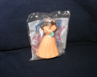 Barbie doll, African American Doll, McDonald's, Perfect for Cake Topper, Fast Food Toys