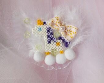 Fairy Kei Lolita Broche