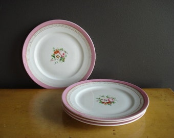 Prettiest Plate in the World - Small Vintage Plate for Your Wall