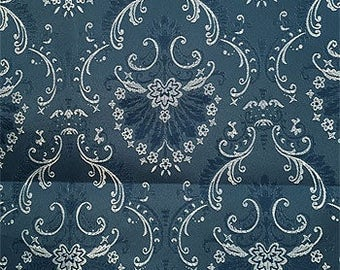 EXTRA WIDE CURTAINS- Colors: Elsa with Flowers, Gold, Dark Blue, Black and Sliver or Cream