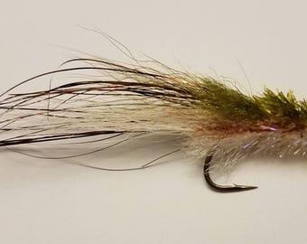 Murdich Minnow, Baby Bass Fly