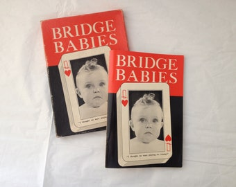 Heines Publishing Co, Bridge Babies Photo Book ~ 1961