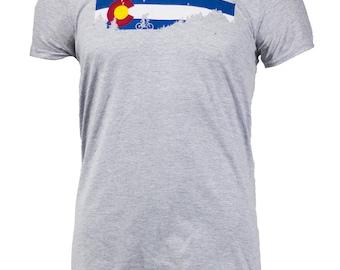 Colorado Mountain Bike Tee Shirt