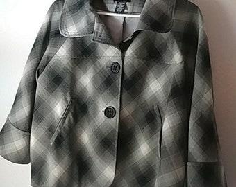 Vintage  Women's D.F.A. New York Vintage Blazer / Jacket Size L