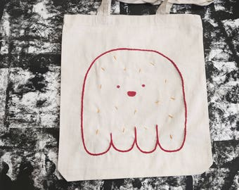 ghost tote