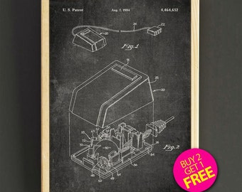 Apple computer housing patent wall art first apple computer first computer mouse patent wall art computer mouse blueprint poster wall art print house wear gift linen print buy 2 get free 333s2g malvernweather Images