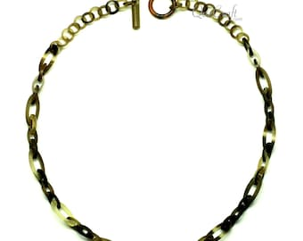 Horn Chain Necklace - Q13176