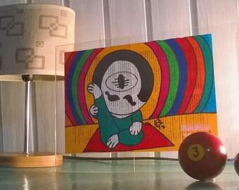 Illustrations Vida Redondita