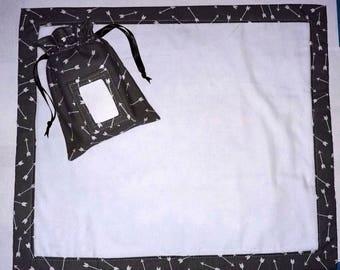 Tarot bag and reading mat